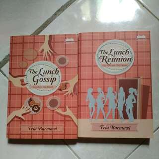 [MURAH] TAKE ALL THE LUNCH GOSSIP & THE LUNCH REUNION