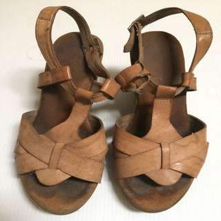 Hush Puppies Wedges Size 37