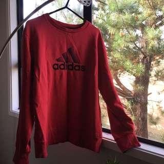 Adidas Long Sleeve Crew Neck