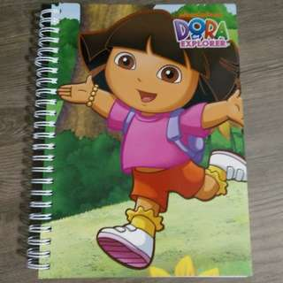 BN Dora Explorer Notebook