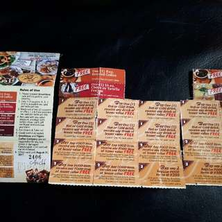 Figaro Coupons For Coffee Lovers
