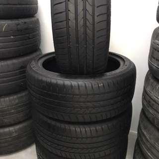225/45/18 Runflat (rft) Tyre