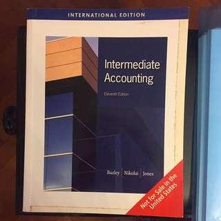 Intermediate Accounting 11th Edition