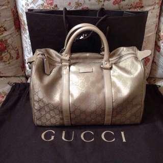 Authentic  Gucci Boston.