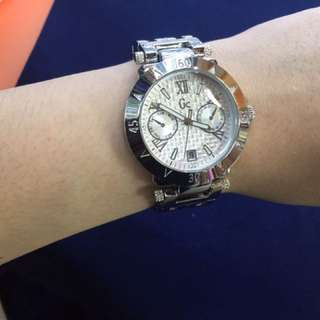 Guess collection silver