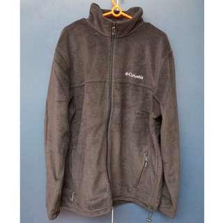 Black Columbia Fleece / Winter Jacket