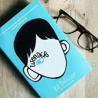 Buku Impor - Wonder by R.J Palacio