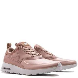 airmax thea rose gold