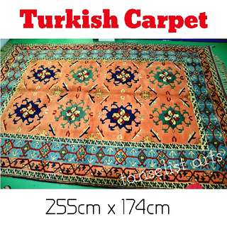 Turkish Handmade Carpet