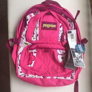 Jansport Backpack (Pink)