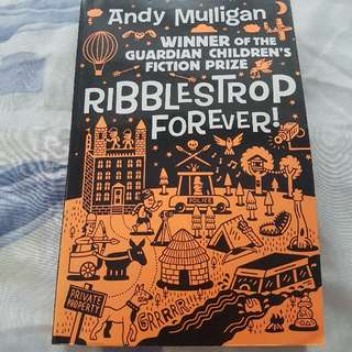 Ribblestrop Forever! | Andy Mulligan
