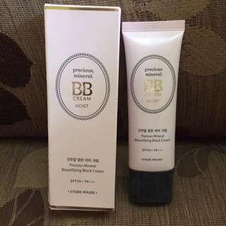 Bb Cream Etude Precious Mineral Bb