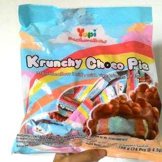 Yuppi Crunchy Choco Pie