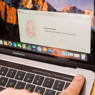 MacBook Touch Bar Pro 2016