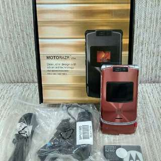 刀峰再現Motorola V3xx