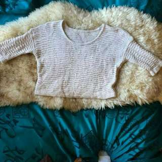 Crop Knit Top