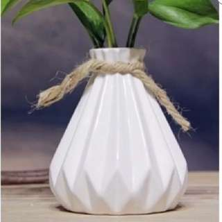 Brand New Deco Vase (Set Of 2pcs)