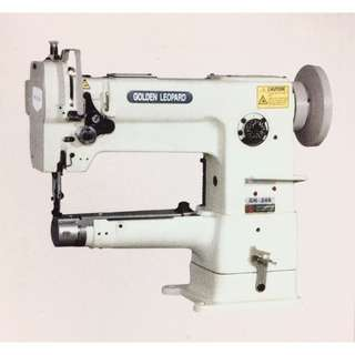 Golden Leopard GH-246 - Industrial Cylinder Bed Machine 50mm (Unison Feed / Compound Feed) (Cylinder Arm)