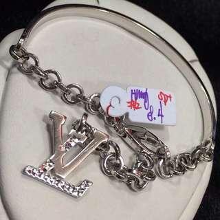 LV Inspired 14k Bracelet