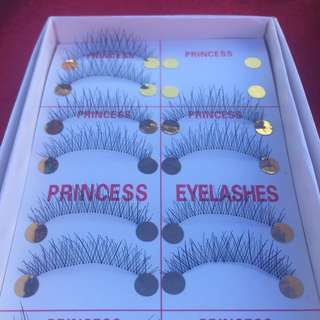 Taiwan Princess Handmade Eyelashes