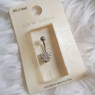 Brand New Heart Belly Bar