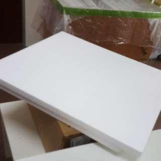 Styrofoam Board