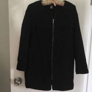 Zara Girl Tweet Jacket