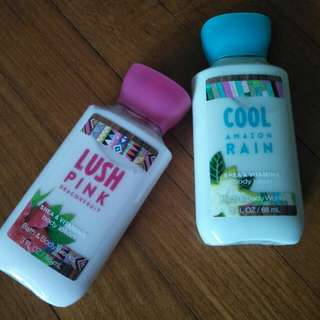 Bath & Bodyworks Body Lotion (from USA)