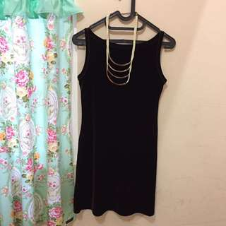 Dress Beludru