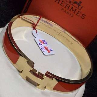 Hermes Bangle With Serial