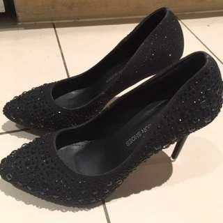 ball Shoes high-heeld