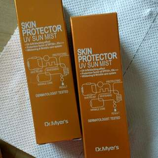 韓國購買全新防曬產品