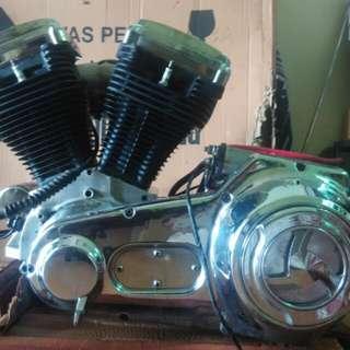 Mesin Harley Davidson