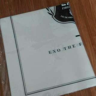 EXO Official The First Class Plastic Bag (Big)