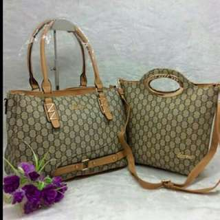 GUCCI 2 in 1 Bagset