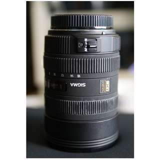Sigma 8-16mm F4.5-5.6 DC HSM (Sony A-mount)
