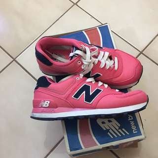 Sneakers New Balance For Woman