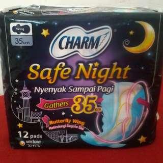 CHARM Safe Night