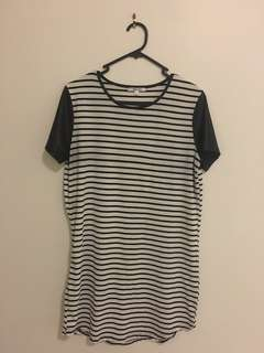 Striped T-Shirt Top