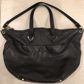 Pour La Victorie Leather Tote