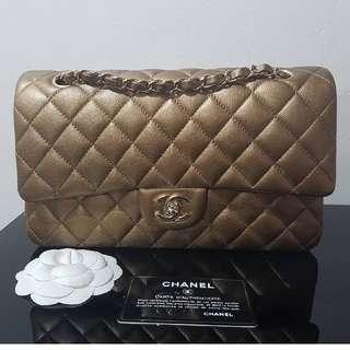 Authentic Chanel Classic Medium