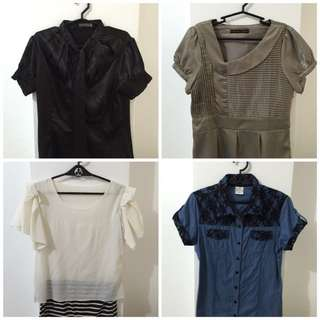 Assorted Blouse/ top
