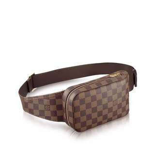 Louis Vuitton Geronimos Damier Ebene