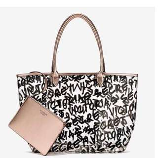 Limited Edition VS Graffiti Tote