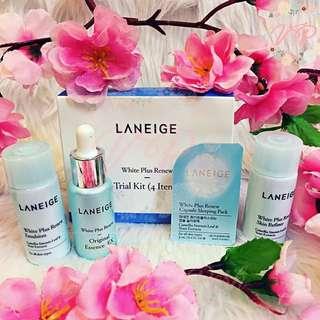 LANEIGE White Plus Renew Trial Set