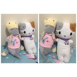 玩偶 禮物 便宜賣 送禮 隨意挑 可洗 造型 玩具 寵物   嬰兒  安撫 抱枕 絨毛娃娃