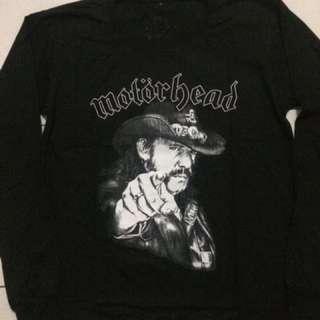 Kaos Lenganpanjang Motorhead