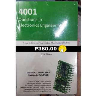 Electronics/Electrical Engineering Books (See Description)