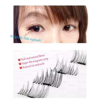 [INSTOCK] Magnetic False Eyelashes