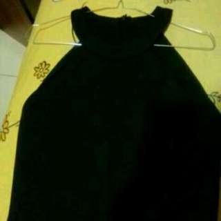 Long Dress Belah Paha